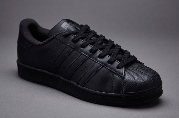 best service 7e535 6f53b Shoes, Canvas Shoes - Adidas Originals Superstar - Black