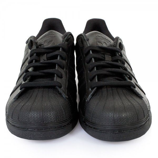 Shoes, Canvas Shoes - Adidas Originals Superstar - Black