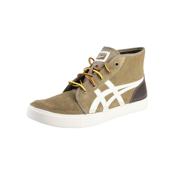 Shoes, Canvas Shoes - ASICS - Onitsuka Tiger - CLAVERTON_KHAKI_IVORY