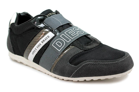 Shoes, Canvas Shoes - Diesel Detente Marine Trainers -  CB292C,