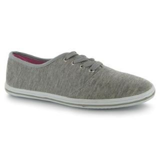 Shoes, Canvas Shoes - Flat Canvas Plimsolls - Zig Zag