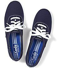 Shoes, Canvas Shoes - KEDS CHAMPION CVO Sneakers - CH WOOL Navy