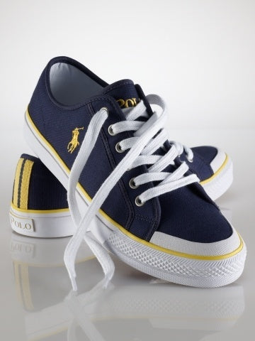 Shoes, Canvas Shoes - Polo Ralph Lauren - Chancery Canvas Sneaker