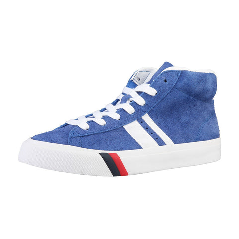 Shoes, Canvas Shoes - PRO KEDS Mid Sneakers - Royal Blue