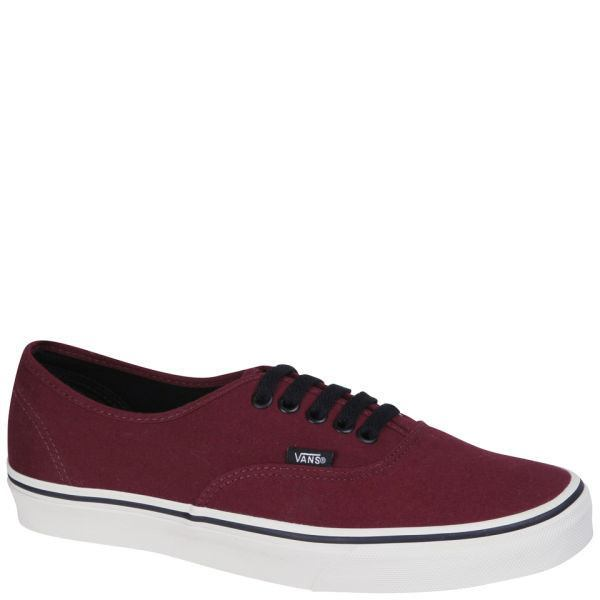Shoes, Canvas Shoes - VANS Authentic Sneakers - Port Royale/Black