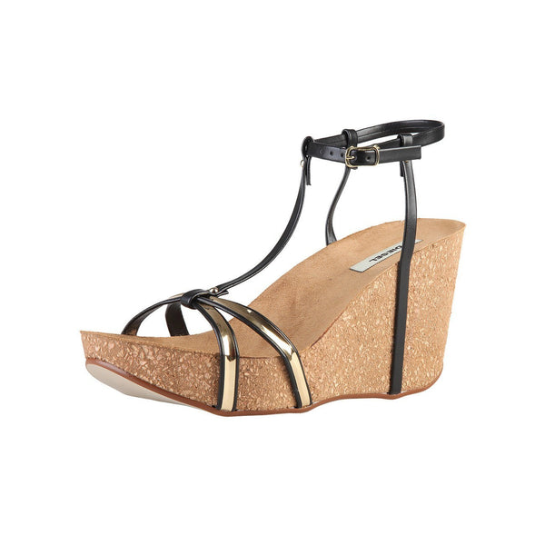 Shoes - Ladies - DIESEL Wedge  Sandal - Black