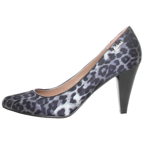 Shoes - Ladies - KILLAH COURT SHOES - Leopard Black