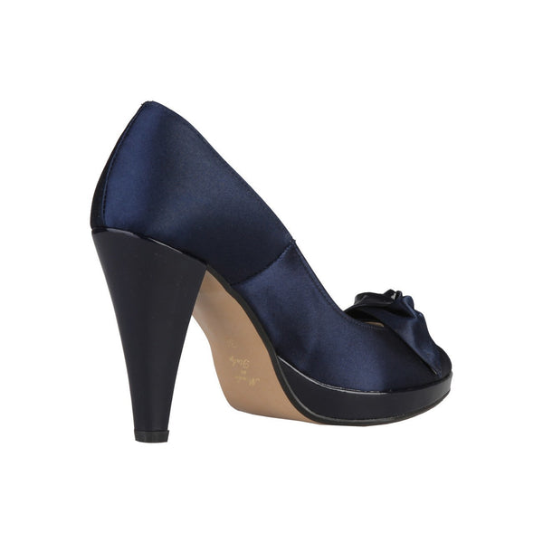 Shoes - Ladies - PRIMADONNA Fabric Pumps - Blue