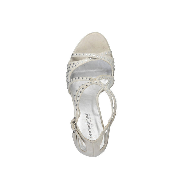 Shoes - Ladies - PRIMADONNA Helled Sandals - White
