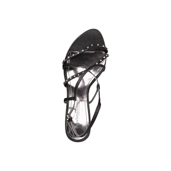 Shoes - Ladies - PRIMADONNA Strappy Sandal - Black