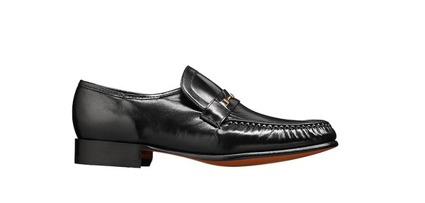 Shoes Men - Barker Laurie - Mocassin Black