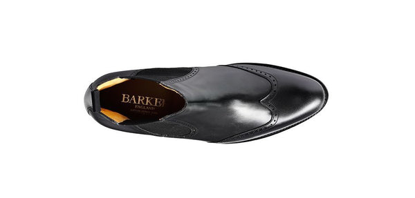 Shoes Men - Barker Luxembourg - Black