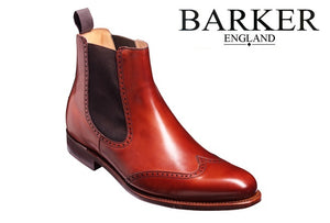 Barker Luxembourg - Rosewood Calf - Ninostyle