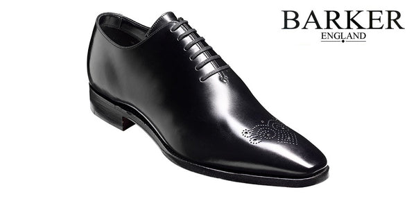 Shoes Men - Barker Mozart - Wholecut Shoe - Anniversary Collection