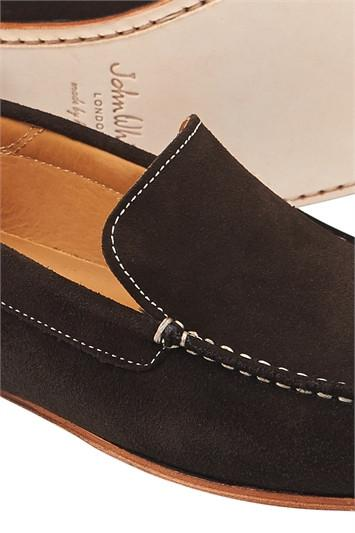 Shoes Men - JOHN WHITE - Venice Brown Suede