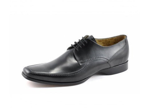 Shoes Men - LOAKE  1369B Polished Brogue - Black