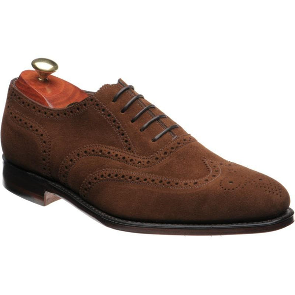 Shoes Men - LOAKE Buckingham Polo Suede