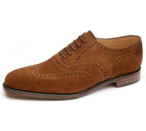 LOAKE Buckingham Polo Suede - Side View