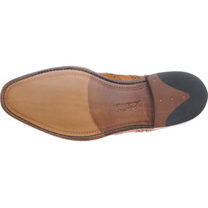 LOAKE Buckingham Tan shoe - Tan -Sole