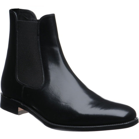 Shoes Men - LOAKE  Mitchum Stylish Chelsea Boots - Black