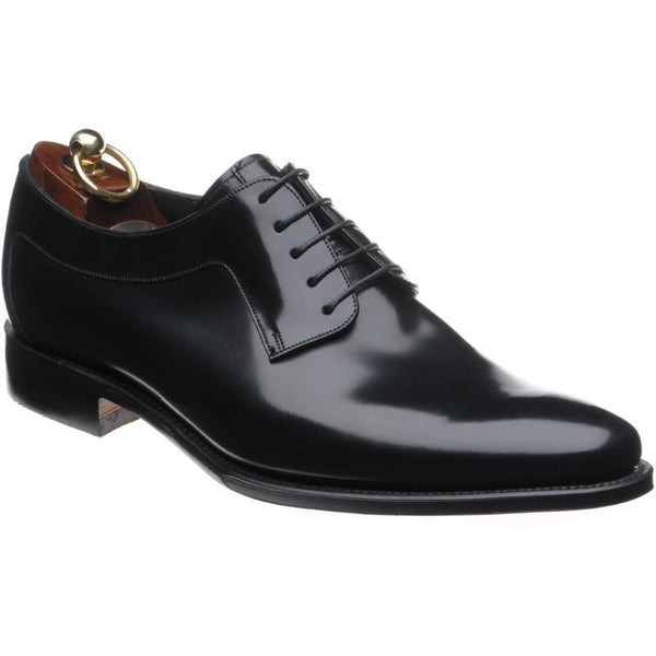 Shoes Men - LOAKE  Neo - Stylish Plain Tie Shoes - Black