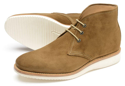 Shoes Men - LOAKE - PYTHON Derby Chukka Boot