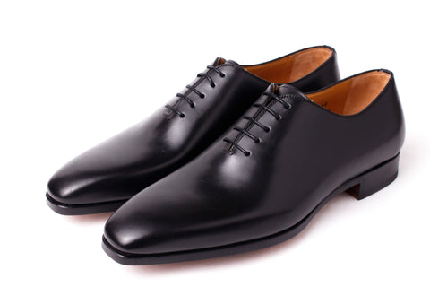 Shoes Men - Magnanni -  Calfskin Wholecut - Black