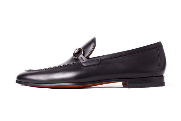 Shoes Men - Magnanni - Walter Loafer - Black