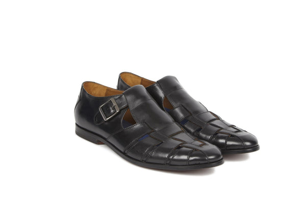 Shoes Men - Oliver Sweeney Bialetti Leather Sandals