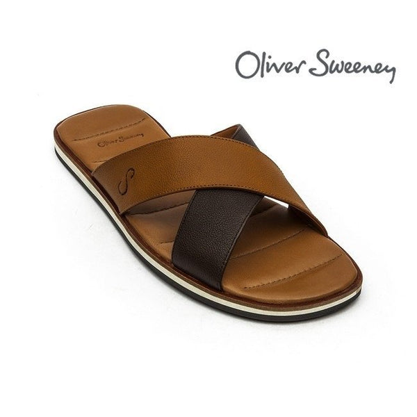 Shoes Men - Oliver Sweeney Bollini Tan Sandals