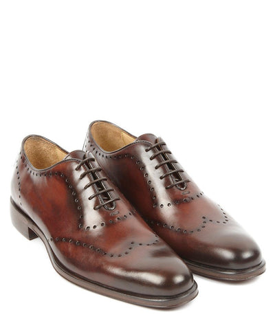 Shoes Men - Oliver Sweeney - Gio Brown Wholecut Formal Shoe