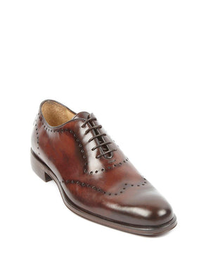 Oliver Sweeney - Gio Brown Wholecut Formal Shoe - Ninostyle
