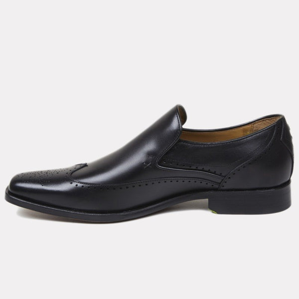 Shoes Men - Oliver Sweeney Nissu Formal Slip-On Shoe - Black