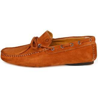 Shoes Men - SPARCO Drivers - Mocassin - Bruciato/Tan Suede