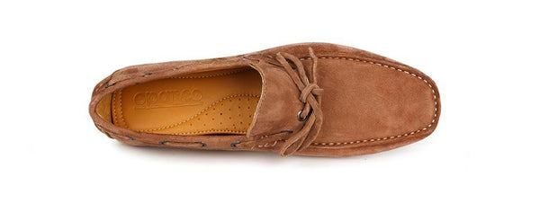Shoes Men - SPARCO Drivers - Mocassin - Taupe Suede