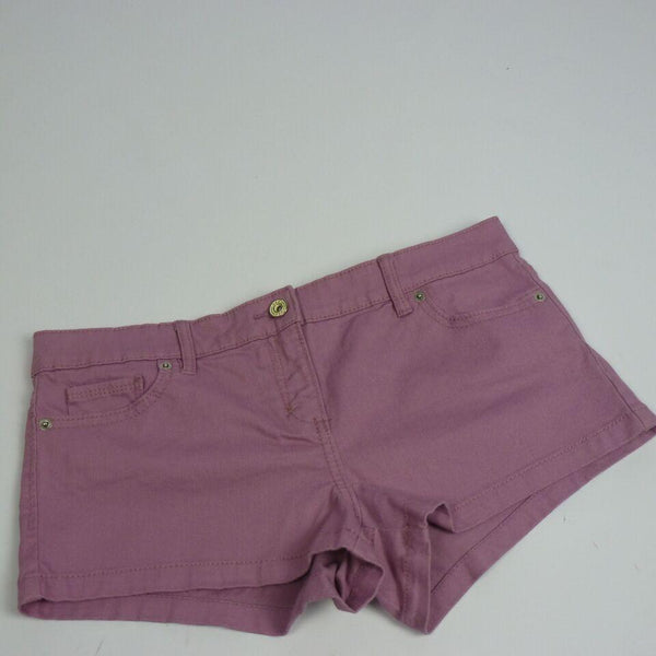 Shorts - Women - Benetton Denim Shorts Ladies- Light Purple
