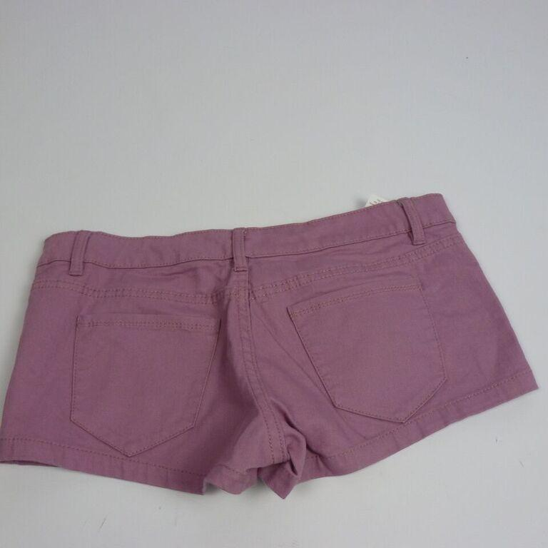 Benetton Denim Shorts Ladies- Light Purple - Ninostyle