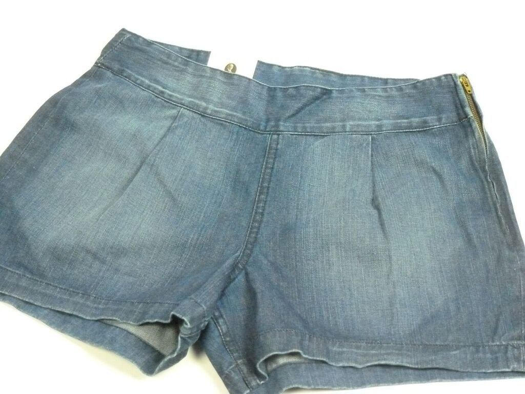 Lee Denim Shorts Ladies- Blue (Medium) - Ninostyle