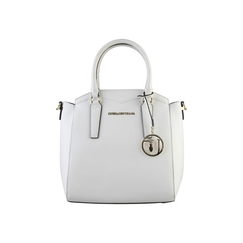 Trussardi Large Handbag - White
