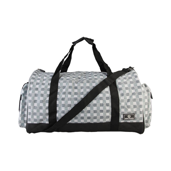 Tacchini Travel Bag (Large) - Black/grey