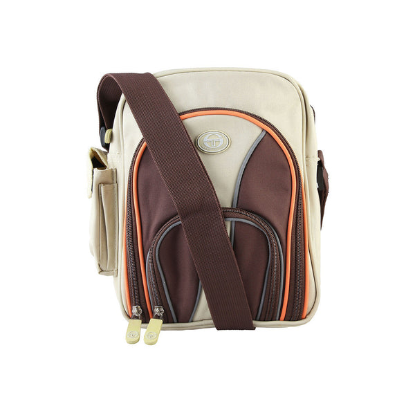 Tacchini Cross Body Bag (Medium Size ) - Brown