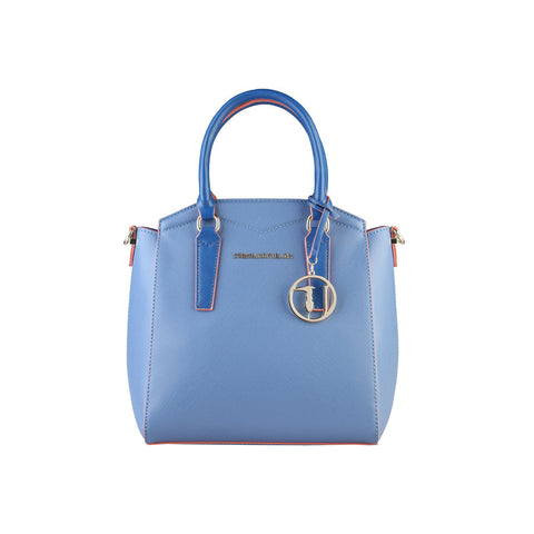 Trussardi Large Handbag - Royal Blue