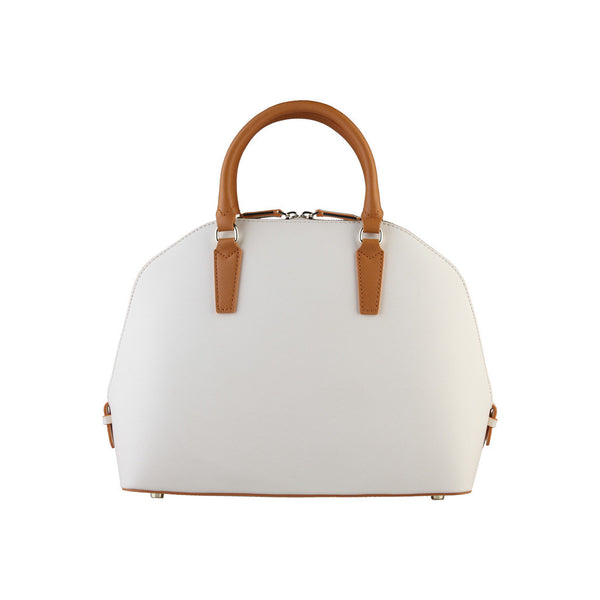 Trussardi Handbag - Beige & Honey