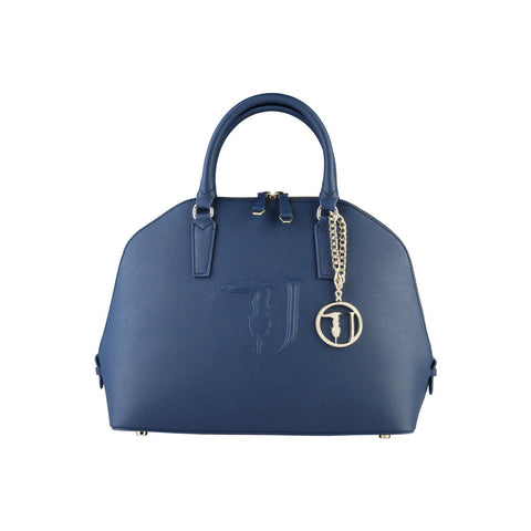 Trussardi Handbag - Navy Blue