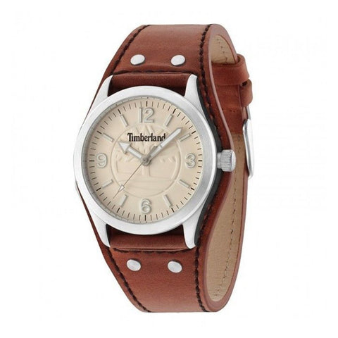 Timberland WADLEIGH Men's Quartz Watch_TBL14566JS_14 - Brown