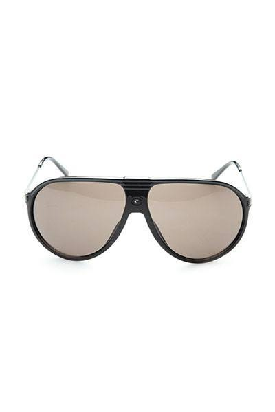 "Sunglasses - Carrera ""CARRERA55_GVB_BLKSHNMT"" Aviator Sunglasses - Men"