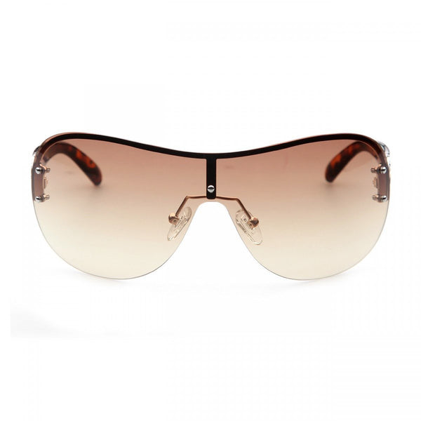 Sunglasses - G By Guess  Rimless Aviator Style Sunglasses - Unisex