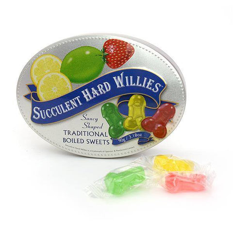 Sweets - Succulent Hard Willies