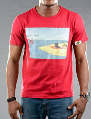 Control S Graphic T-shirt for guys - Bandit Urban Clothing - Ninostyle