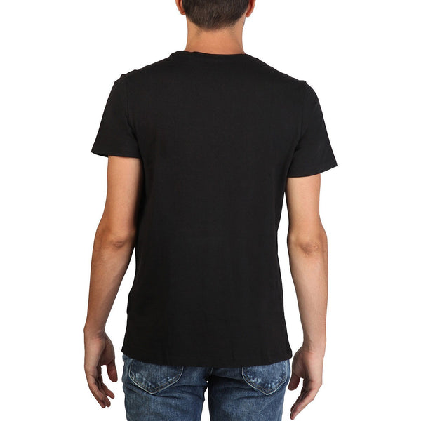 T Shirts - Lee - Print Tshirt Slim Fit - Black